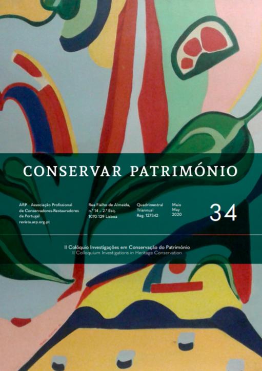 View Vol. 34 (2020): II Colloquium Investigations in Heritage Conservation