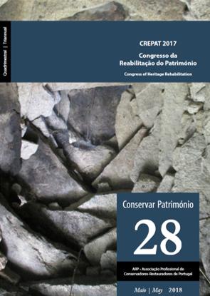 View Vol. 28 (2018): CREPAT 2017 - Congress of Heritage Rehabilitation